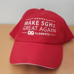 Accessories - Make 5GHz Great Again Red Hat OSFA